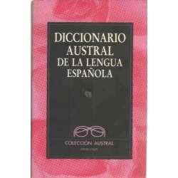 Diccionario austral de la lengua española