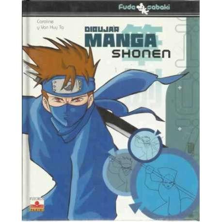 Dibujar manga Shonen