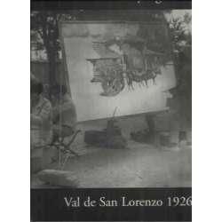 Un carro chillón y algo más. Val de San Lorenzo 1926