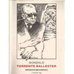 Gonzalo Torrente Ballester. Exposición bibliografíca