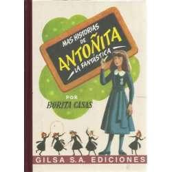 Más historias de Antoñita la Fantástica