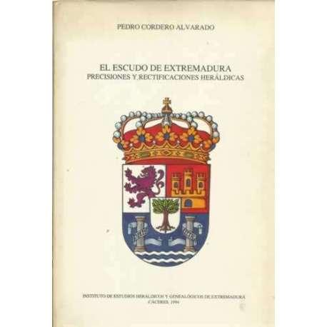El escudo de Extremadura. Precisiones y rectificaciones heráldicas