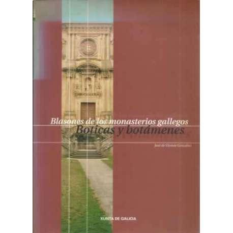 Blasones de los monasterios gallegos. Boticas y botámenes