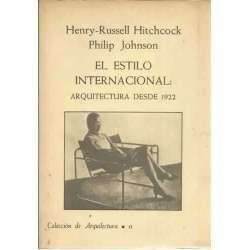El estilo internacional: arquitectura desde 1922