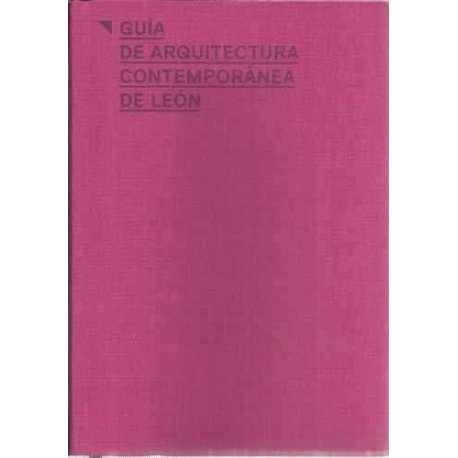 Guía de arquitectura contemporánea de León