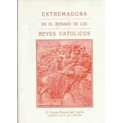 Extremadura en el reinado de los Reyes Catolicos
