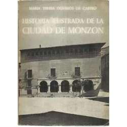 Historia ilustrada de la ciudad de Monzón