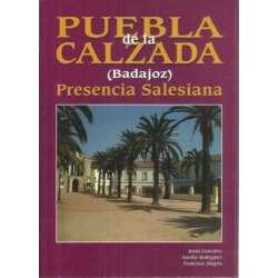 Puebla de la Calzada (Badajoz). Presencia Salesiana