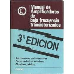 Manual de amplificadores de baja frecuencia transistorizados