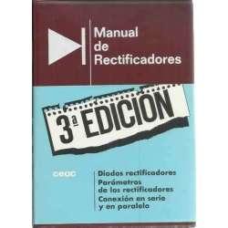 Manual de rectificadores