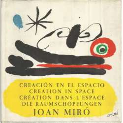 CREACIÓN EN EL ESPACIO DE JOAN MIRÓ