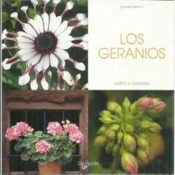 Los geranios. Cultivo y cuidados
