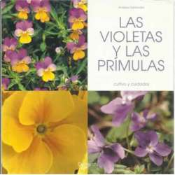 Las violetas y las prímulas. Cultivo y cuidados