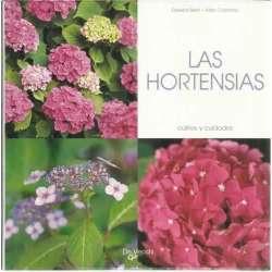 Las hortensias. Cultivo y cuidados