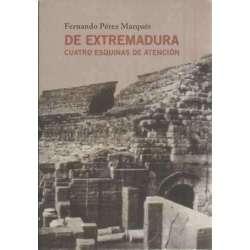 De Extremadura. Cuatro esquinas de atención