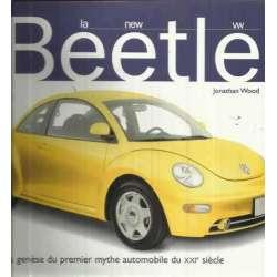 La new vw Beetle