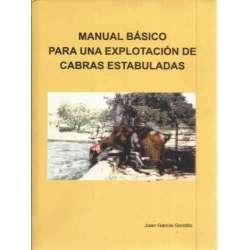 Manual básico para una explotación de cabras estabuladas
