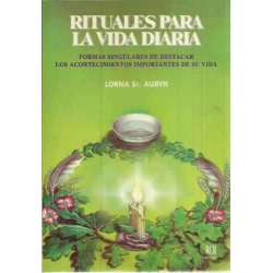 Rituales para la vida diaria