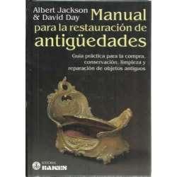 Manual para la restauración de antigüedades