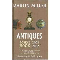 Antiques. Source book 2001-2002