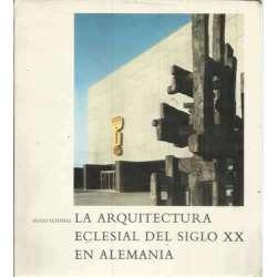 La arquitectura eclesial del siglo XX en Alemania