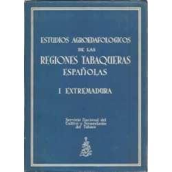 Estudios agroedafológicos de las regiones tabaqueras españolas. I.- Extremadura