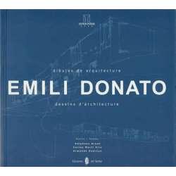 Dibujos de arquitectura. Emili Donato