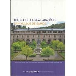 Botica de la Real Abadía de San Xulián de Samos