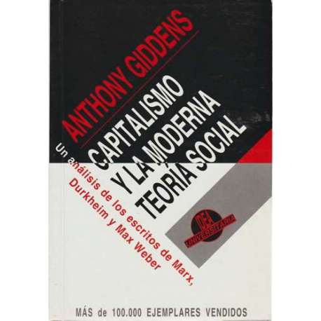 Capitalismo y la moderna teoría social