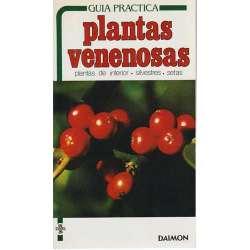 Plantas venenosas de interior, silvestres y setas