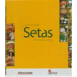 El gran libro de las setas de Castilla y León