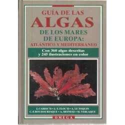 Guía de las algas de los mares de Europa