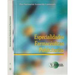 Especialidades farmacéticas publicitarias. 2 Tomos