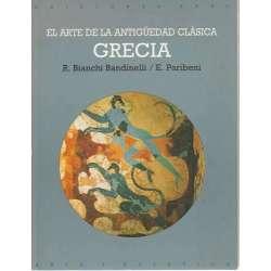 El Arte de la Antigüedad Clásica. Grecia