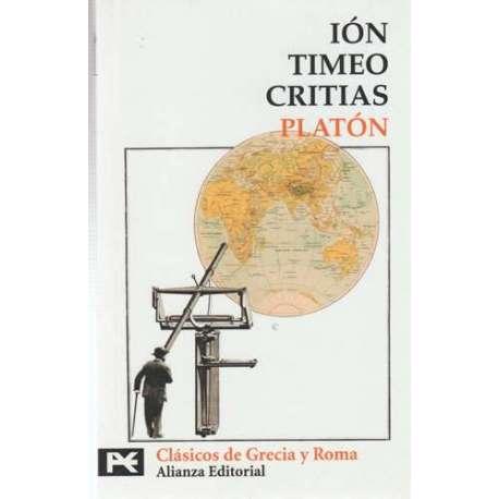 Ión/ Timeo/ Critias