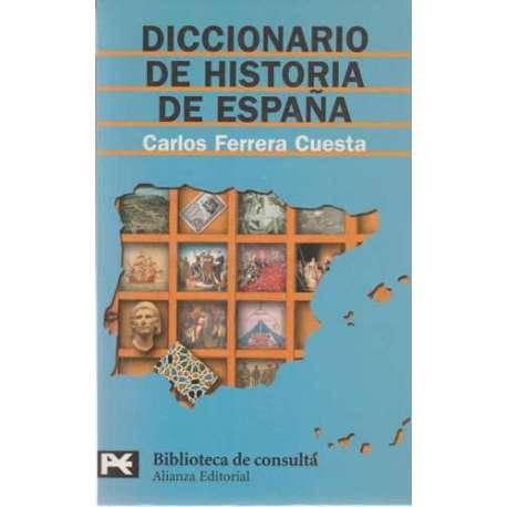Diccionario de Historia de España