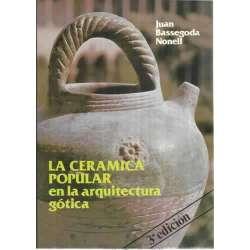 La cerámica popular en la arquitectura gótica