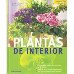 PLANTAS DE INTERIOR. Jardinería para principiantes