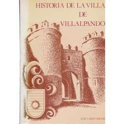 Historia de la villa de Villalpando