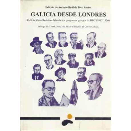 Galicia desde Londres