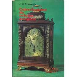 Coleccionismo de relojes antiguos