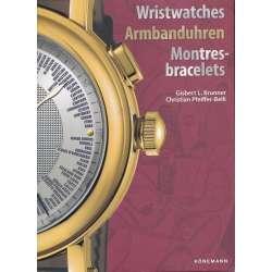 Wristwatches. Armbanduhren. Montresbracelets