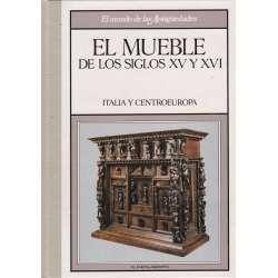 El mueble de los Siglos XV y XVI. 2 Tomos