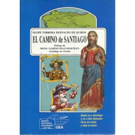 El Camino de Santiago. Retablo estelar del Apóstol
