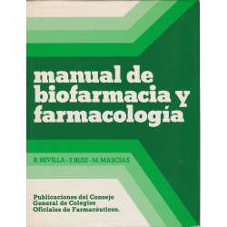 Manual de biofarmacia y farmacología