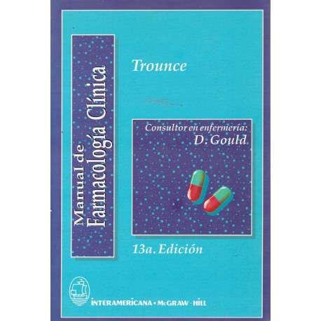 Manual de Farmacología Clínica