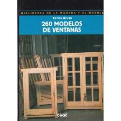 260 modelos de ventanas