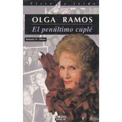 Olga Ramos. El penúltimo cuplé