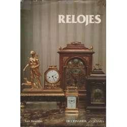 Relojes. Diccionario Anticuaria