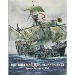 Historia marítima de Andalucía